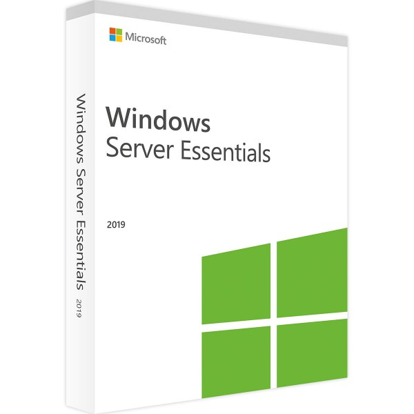 Windows Server 2019 Essentials Vollversion