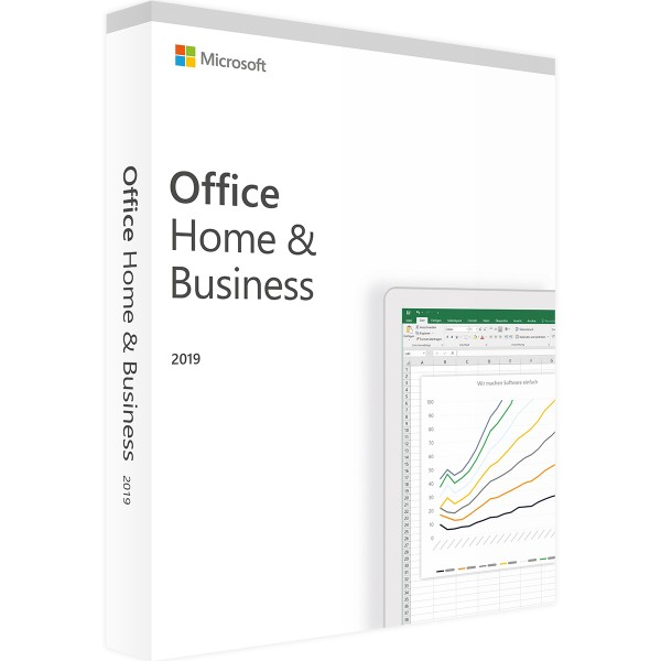 Microsoft Office 2019 Home & Business WIN/MAC