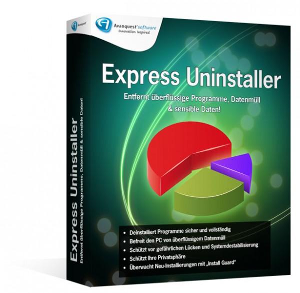 Avanquest Express Uninstaller, Download