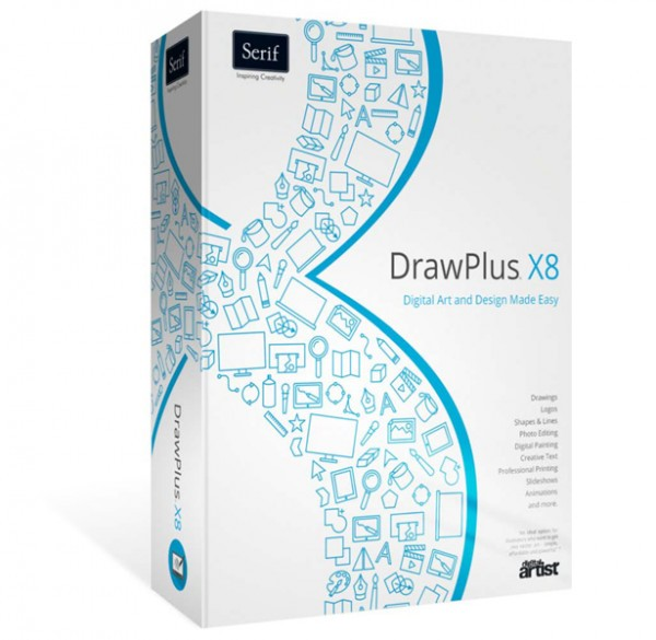 Serif DrawPlus X8, Download