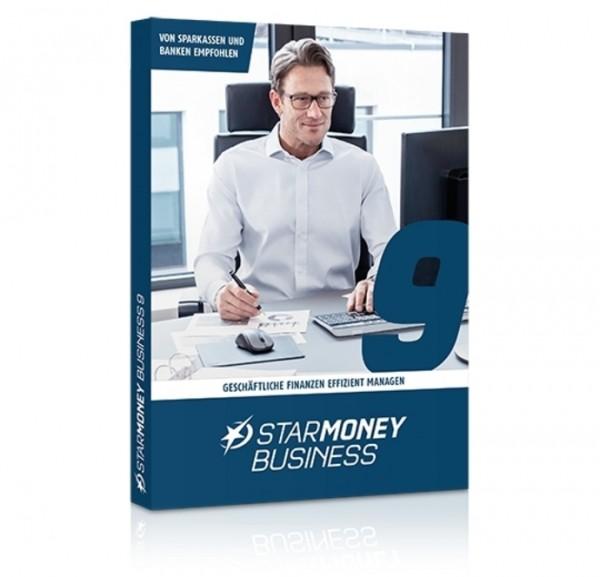 StarMoney 9 Business Jahreslizenz, Deutsch inkl.Premiumsupport