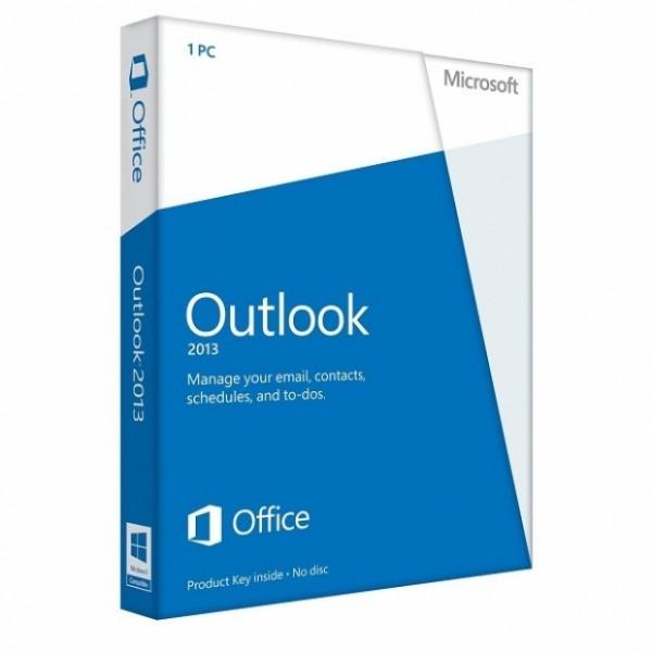 Outlook 2013 günstig kaufen