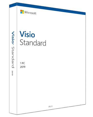Microsoft Visio 2019 Standard
