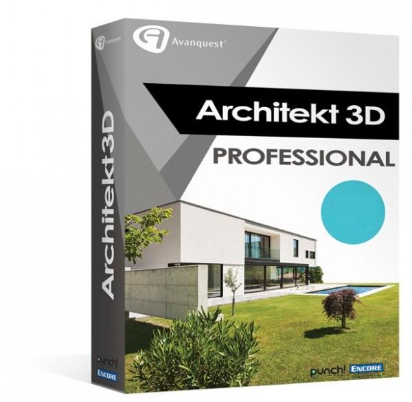 Avanquest Architekt 3D X9 Professional Win/MAC