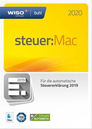 WISO steuer: MAC 2020, für die Steuererklärung 2019, Download