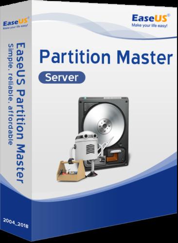 EaseUS Partition Master Server 15.0