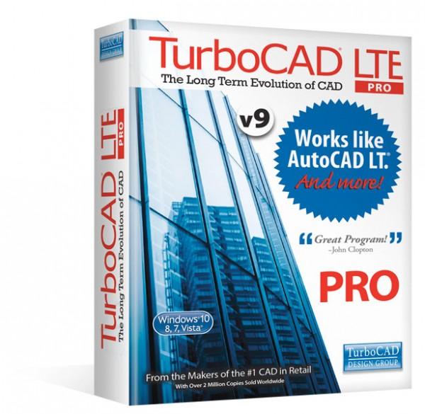 TurboCAD LTE Pro V9, English