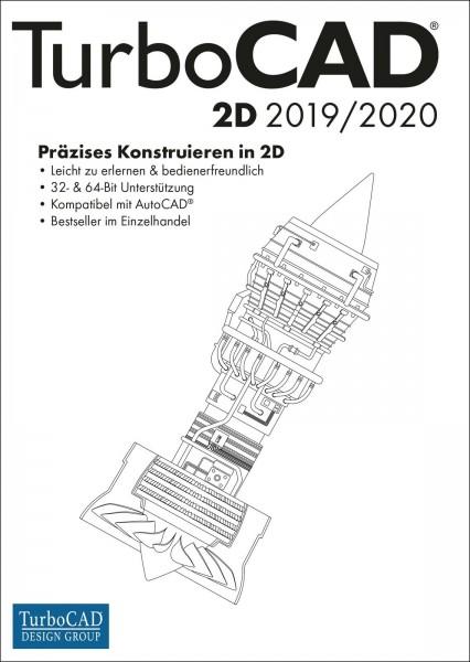 TurboCAD 2D 2019/2020