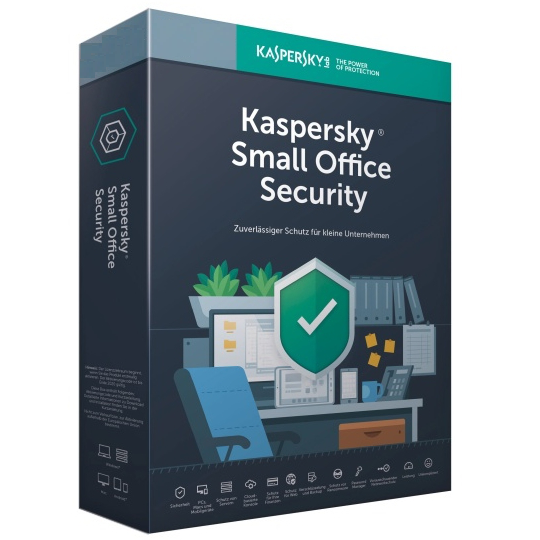 Kaspersky Small Office Security 7 (2020)