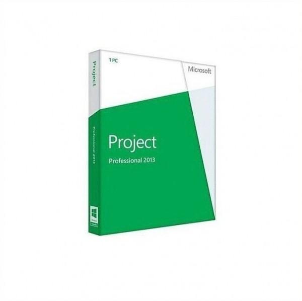 Microsoft Project 2013 Professional günstig kaufen