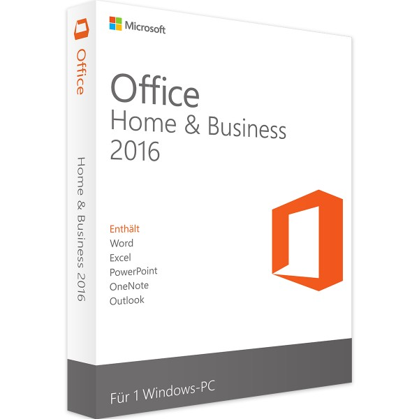 Office 2016 Home and Business günstig kaufen