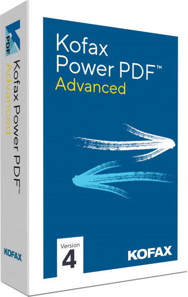Kofax Power PDF 4.0 Advanced