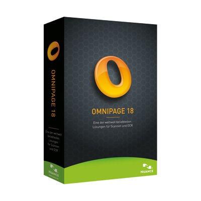 Kofax OmniPage 18 Standard