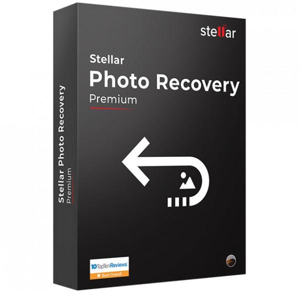 Stellar Photo Recovery Premium 10