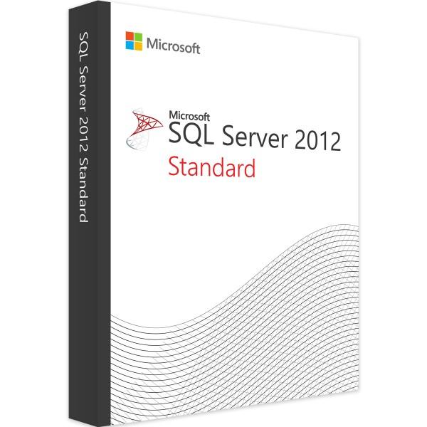 Microsoft SQL Server 2014 Standard - 2 Core