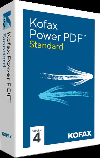 Kofax Power PDF 4.0 Standard