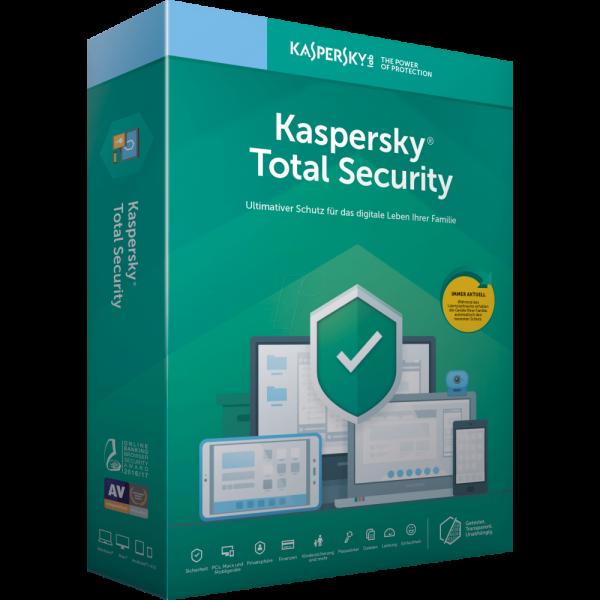 Kaspersky Total Security 2021 Upgrade