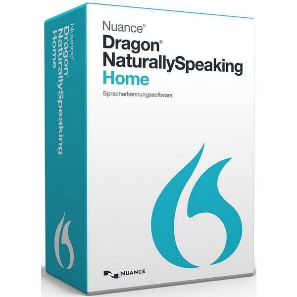 Nuance Dragon NaturallySpeaking 13 Home, 1 User, 1 Gerät