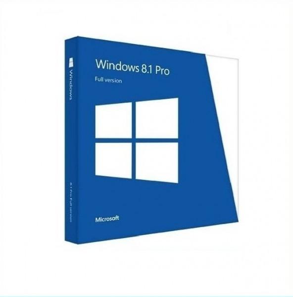 Microsoft Windows 8.1 Pro günstig kaufen