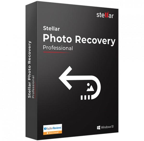 Stellar Photo Recovery 9 Professional Windows