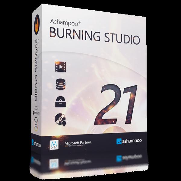 Ashampoo Burning Studio 21 Download