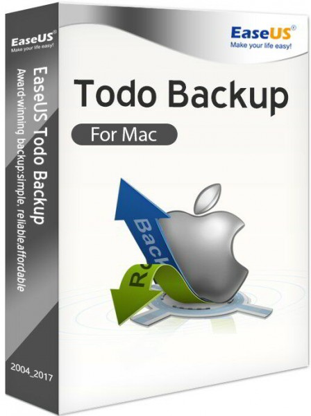 EaseUS Todo Backup für MAC 3.4.19