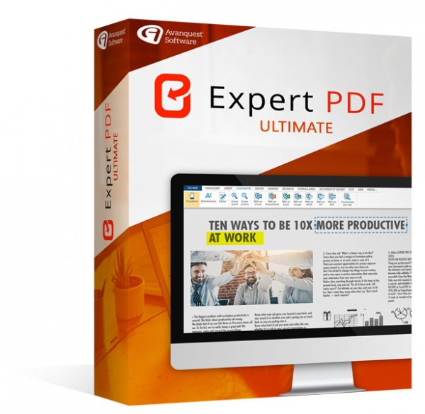 Avanquest Expert PDF 14 Ultimate