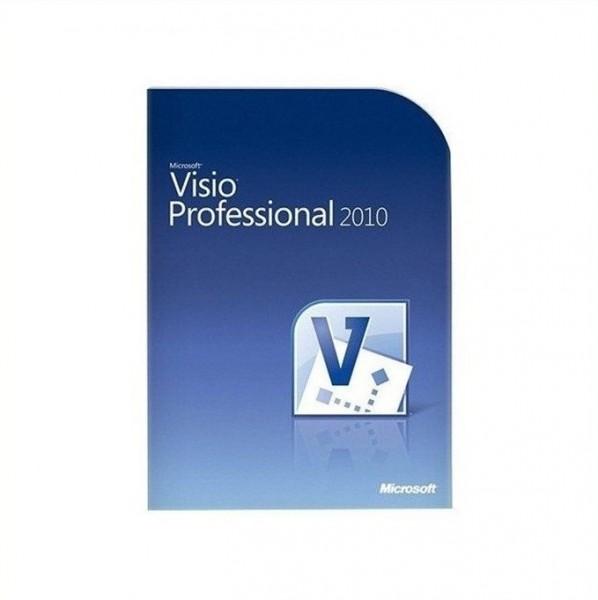 Microsoft Visio 2010 Professional günstig kaufen