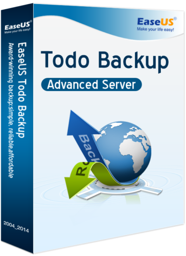 EaseUS Todo Backup Advanced Server 13.0