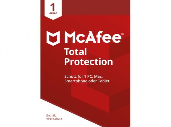 McAfee Internet Security 2020, 3 Jahre 1 Gerät