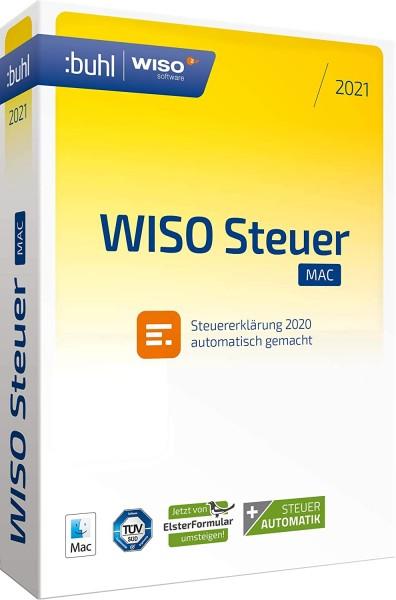 WISO steuer: MAC 2021, für die Steuererklärung 2020, Download