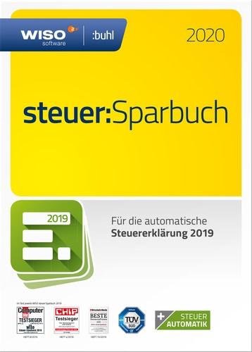 WISO steuer:Sparbuch 2020 Steuerjahr 2019, Download