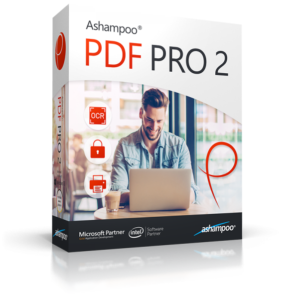 Ashampoo PDF Pro 2 Vollversion ESD