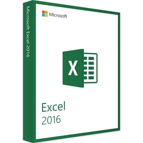 Excel 2016 günstig kaufen