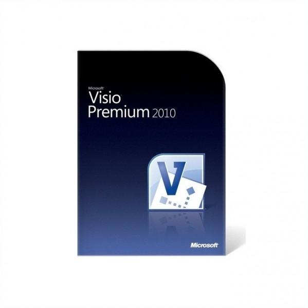 Microsoft Visio 2010 Premium günstig kaufen