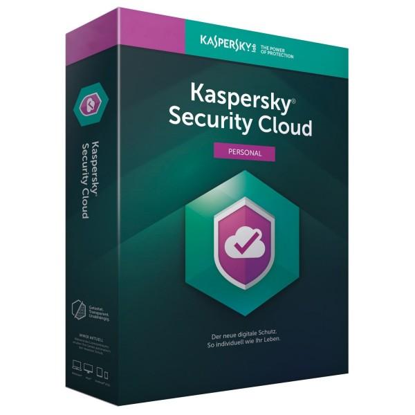 Kaspersky Security Cloud 2021 Personal