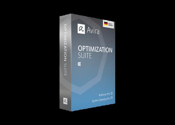 Avira Optimization Suite 2020