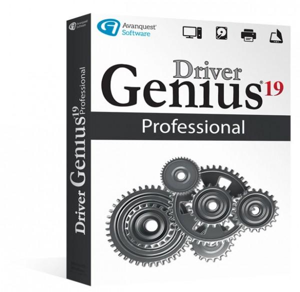 Avanquest Driver Genius 19 Professional, Download, Vollversion