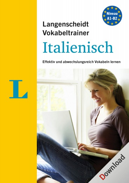 Langenscheidt Vokabeltrainer 7.0 Italienisch