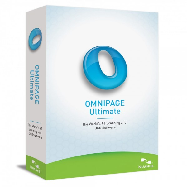 Nuance Omnipage 19 Ultimate