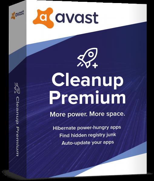 Avast CleanUp Premium, 1 Gerät