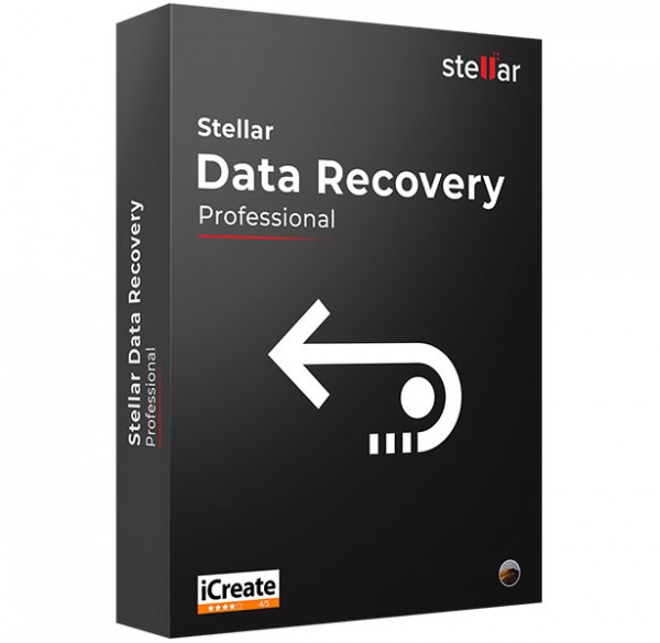 Stellar Data Recovery 9 Professional