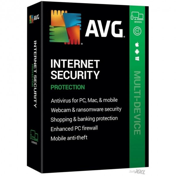 AVG Internet Security 2020