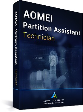 AOMEI Partition Assistant Technician Edition 8.6, Lebenslange Upgrades