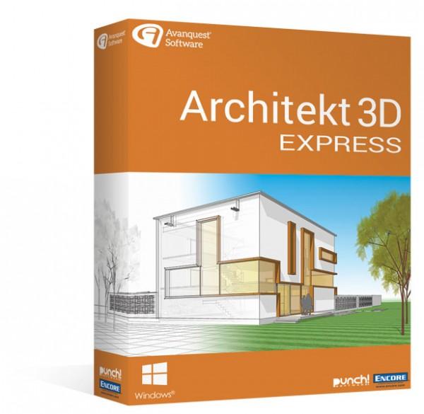 Avanquest Architekt 3D 20 Express