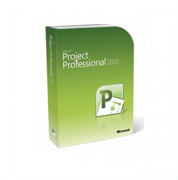 Microsoft Project 2010 Professional günstig kaufen