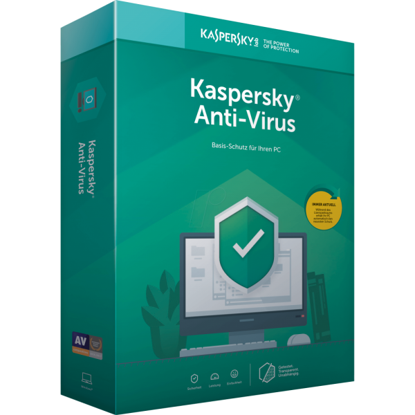 Kaspersky Antivirus 2020, 1 Jahr
