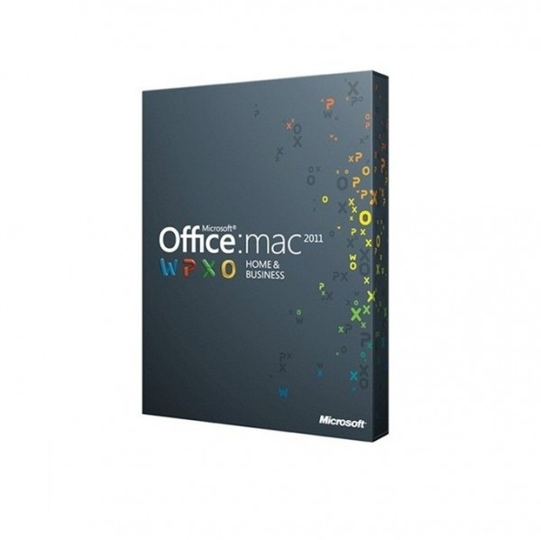 Microsoft Office für Mac 2011 Home and Business