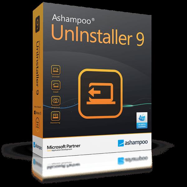 Ashampoo UnInstaller 9 Download