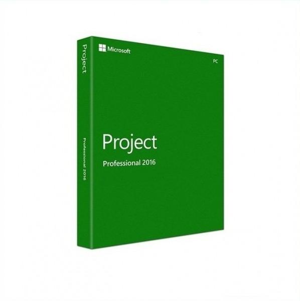 Microsoft Project Professional 2016 günstig kaufen